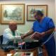 Dr-Khouri-y-el-Dr-Sanz-Gimenez-Rico-en-Miami