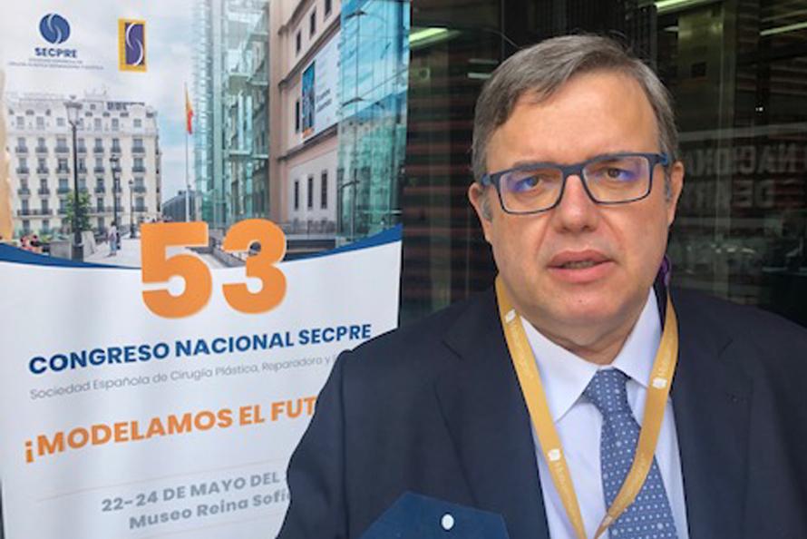 Presencia del Doctor Sanz en el 53 Congreso SECPRE